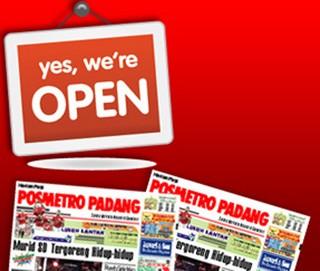 Posmetro Padang