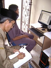 Murlis Muhammad Melapor k Pansawas Padang