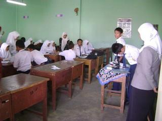 Kampus II SMP 3 Padang